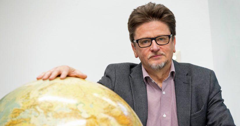Professori Anssi Paasi on julkaissut yli 270 tieteellistä julkaisua