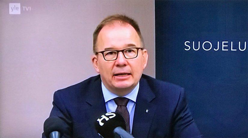 Suojelupoliisin johtaja Antti Pelttari totesi, että Suomessa voimassaolevaa uhka-arviota ei kuitenkaan ole syytä muuttaa.