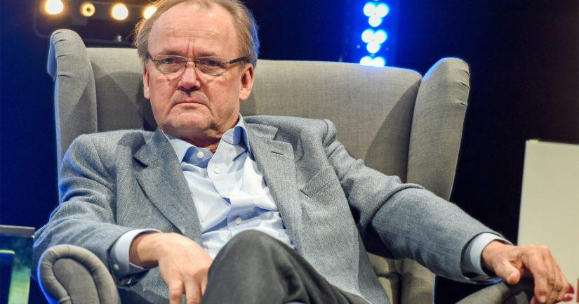 Antti Herlinin salkku sisältää muun muassa Koneen, Caverionin sekä Sanoman osakkeita.