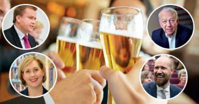 Näin kansanedustajasi lupasi äänestää alkoholilain käsittelyssä – katso lista koko eduskunnasta!