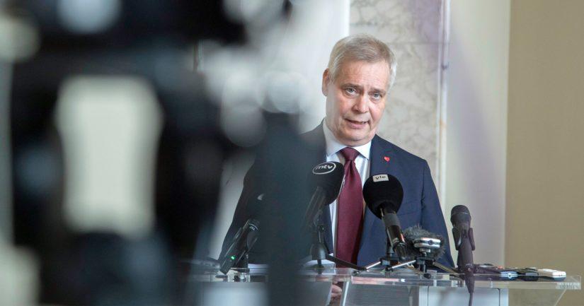 Pääministeri Antti Rinne esittää kansanedustaja Jutta Urpilaista Suomen seuraavaksi EU-komissaariksi.