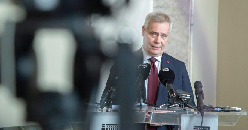Pääministeri Antti Rinteen kutsumassa tapaamisessa olivat myös ulkoministeri Pekka Haavisto, sisäministeri Maria Ohisalo ja perhe- ja peruspalveluministeri Krista Kiuru.