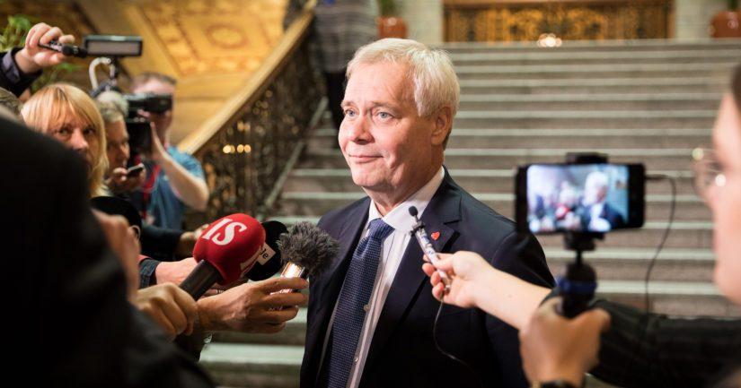 Pääministeri Antti Rinne sanoo budjettiesityksellä saavutettavan oikeudenmukaisen, yhdenvertaisen ja mukaan ottavan Suomen.