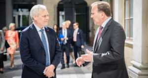 """Pääministerit Rinne ja Löfven keskustelivat Isis-leirien kansalaisistaan – """"Tämä ei koske vain Suomea tai Ruotsia"""""""