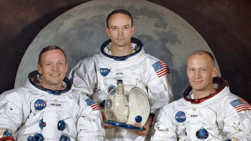 Miljoonat ihmiset uskovat, että Neil Armstrong, Michael Collinsa ja Buzz Aldrin eivät käyneet oikeasti Kuussa.