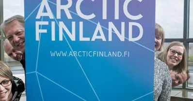 ArcticFinland-sivusto piirtää arktisen Suomen maailmankartalle