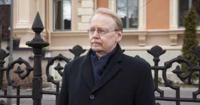 """Arkkipiispa Kari Mäkinen – """"Kirkon rooli on vahvistaa luottamusta"""""""