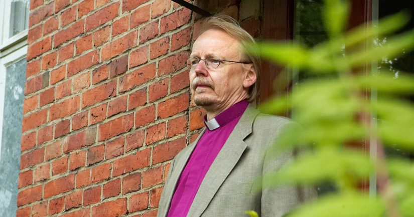 Kirkkojen yhteinen työ on näkynyt arkkipiispan mukaan esimerkiksi ruuan jakamisena köyhyyden kanssa kamppaileville.