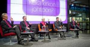 Arkkipiispan vaalissa edessä toinen kierros – Tapio Luoma ja Björn Vikström jatkoon