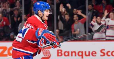 Artturi Lehkosella oli kolmen pisteen NHL-ilta