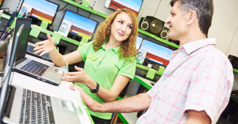 Asiakaspalvelu on osa asiakaskokemusta. (Kuva Fotolia)