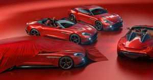 Aston Martin esittelee uusia Zagato-malleja – 007 pukeutuu italialaisittain