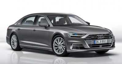 Uusi Audi A8 on täynnä tekniikkaa – auto skannaa jopa tienpinnan epätasaisuudet etukäteen