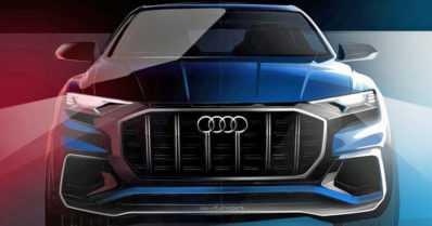 No nyt on hurjan näköinen Audi!
