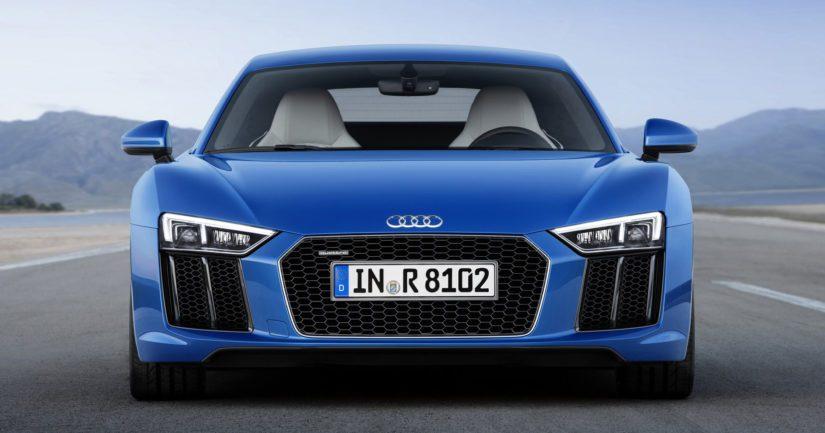 Suorituskykyinen superauto on tehnyt hyvää Audin imagolle.