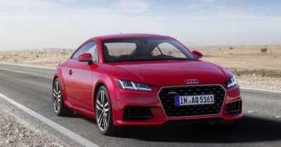 Audin muotoiluikoni kokee radikaalin muutoksen – seuraavan sukupolven TT:stä saattaa tulla neliovinen