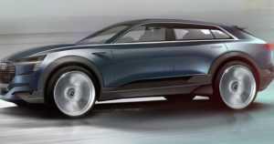 Audi tuo myyntiin kolme uutta sähköautoa vuoteen 2020 mennessä