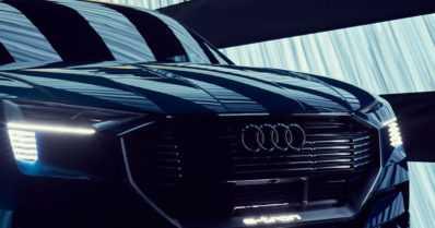 Audin täyssähköinen crossover on pian täällä – e-tron quattron tuotantoversio esitellään vielä tämän vuoden aikana