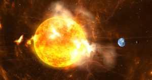 Suomalaistutkija selvittää kuinka auringonpurkaukset syntyvät