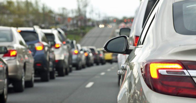 Poliisi uskoo, että liikkumisrajoitukset vaikuttavat merkittävästi työmatkaliikenteeseen.