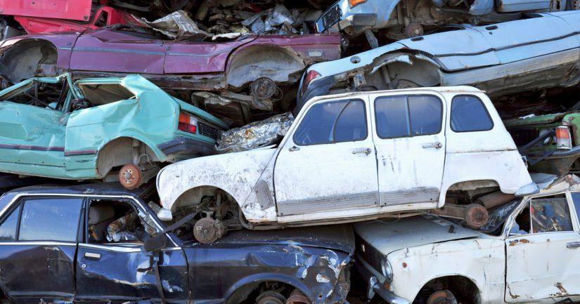 Kokeilussa kierrätykseen saatiin selvästi tavanomaista enemmän elinkaarensa päässä olevia autoja.