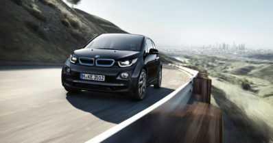 BMW:n sähköauto i3 saa seuraajan