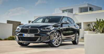 BMW esittelee – ensimmäinen nelisylinterinen M Performance -malli