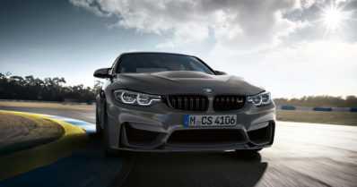 Tässä on historian nopein tehdastekoinen BMW M3 – uusi CS kiihtyy nollasta sataan 3,9 sekunnissa