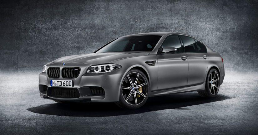 BMW M5 on jäänyt takavetonsa vuoksi hieman altavastaajan asemaan, mutta baijerilaiset ovat jo valmiina vastaiskuun.