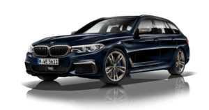 Uusi BMW M550d xDrive on melkoinen tykki dieseliksi