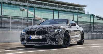 BMW antoi etukäteistietoja tulevasta lippulaivastaan – uudessa M8:ssa on yli 600 heppaa ja neliveto