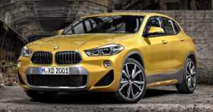 BMW:n SUV-valikoima laajenee – X2 on kuin litistetty X1