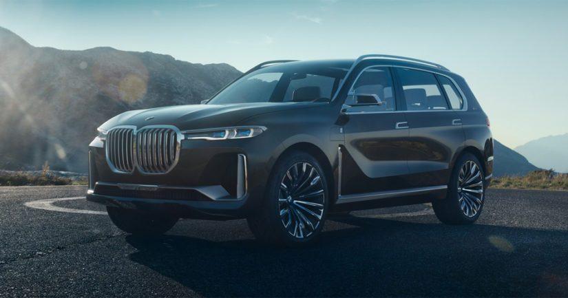 BMW harkitsee uutta lippulaivaa – X8 saattaa täydentää baijerilaisten crossover-mallistoa