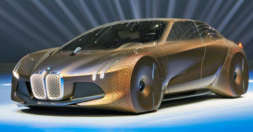 Autosta saatiin esimakua jo viime vuonna baijerilaisten 100-vuotisjuhlan kunniaksi tehdyn konseptin myötä.