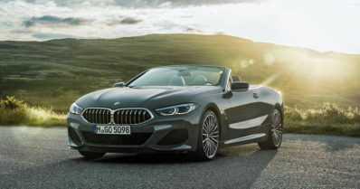 BMW esitteli lippulaivansa avoversion – 8-sarja on kaunis myös ilman kattoa