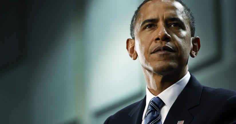 Yhdysvaltain presidentti Barack Obama piti jäähyväispuheensa Chicagossa.