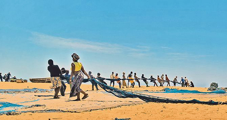 Länsi-Afrikassa sijaitseva Benin ei ole massaturismin kohde.