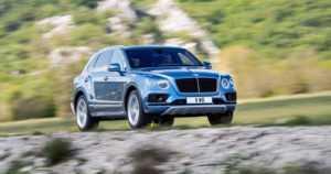 Bentley luopuu dieselistä Euroopassa vain vuoden jälkeen – moni muukin merkki on samassa laivassa