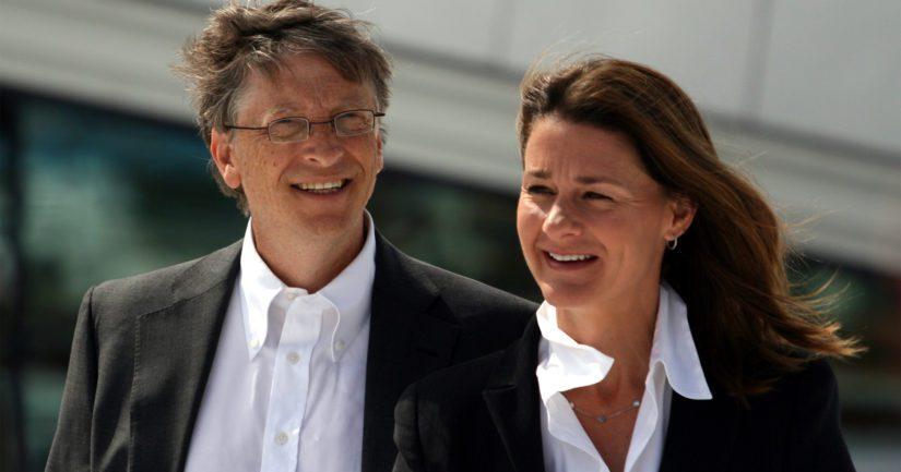 Maailman rikkain mies Bill Gates on lahjoittanut yhdessä vaimonsa Melindan kanssa yli puolet omaisuudestaan hyväntekeväisyyteen.