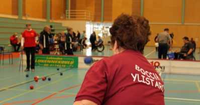 """Boccia on vammaisystävällinen urheilulaji – """"Tähän jää helposti koukkuun"""""""