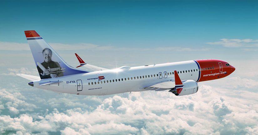 Norwegian, TUI ja FlyDubai ovat tehneet lentoja muun muassa Kanarian saarille ja Pohjoismaihin.