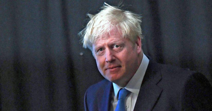 Pääministeri Boris Johnsonilla todettiin koronavirustartunta kymmenen päivää sitten.