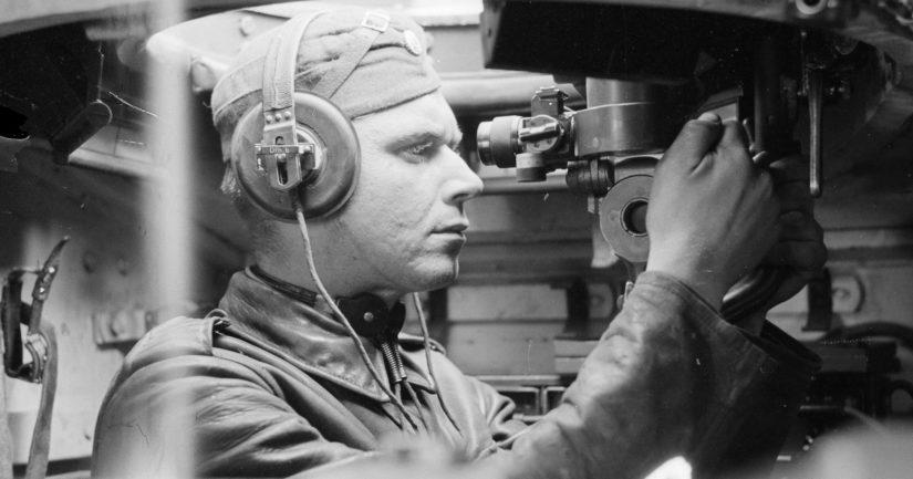 Viipuria kesällä 1944 puolustanut maineikas vaununjohtaja Börje Brotell oli myös entinen SS-mies.