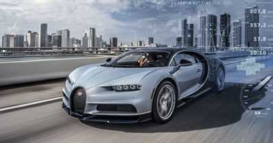 Bugatti käyttää F1-sarjasta tuttua teknologiaa katuautoissaan – lentävät tohtorit paikallistavat viat