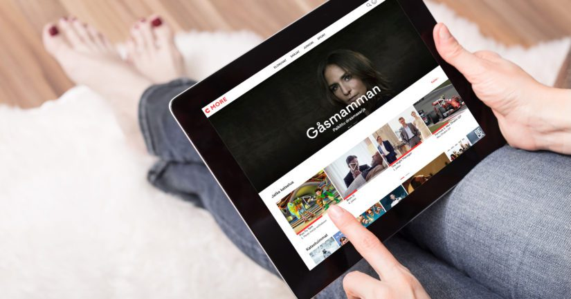 MTV tuo markkinoille suomalaisen kuukausimaksullisen C More -suoratoistopalvelun.