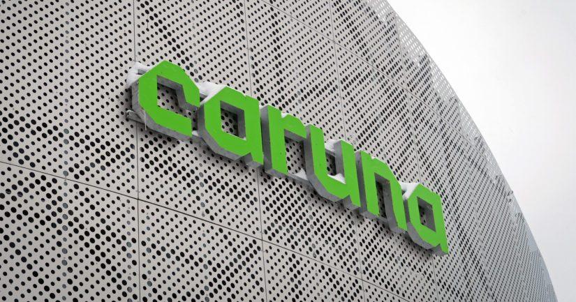 Caruna on Suomen suurin sähkönsiirtoon keskittyvä yritys.