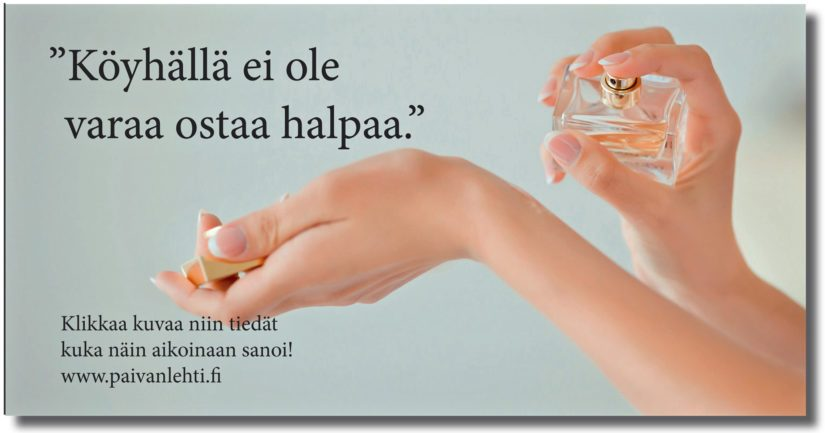 Viron kielessä sana halpa merkitsee huonoa.