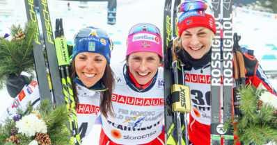 MM-kultaa hiihtänyt Marit Bjørgen ei antanut muille edes mahdollisuutta