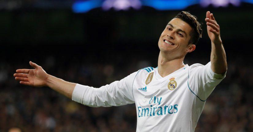 Ronaldo kuitenkin muistutti Atletico Madridin faneja siitä, että hänellä on vyöllään viisi Mestarien liigan mestaruutta.