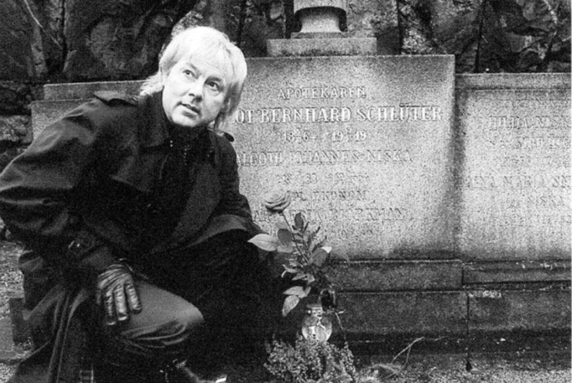 """Danny on sivunnut isoisänsä Algoth Niskan elämää muun muassa kappaleessaan """"Seikkailija""""."""